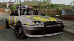 Indonesian Police Type 1 para GTA San Andreas