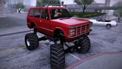 Huntley Monster v3.0 para GTA San Andreas