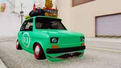 Fiat 126 bis B. O. de la Construcción