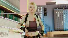 Wild Child from Resident Evil Racoon City para GTA San Andreas