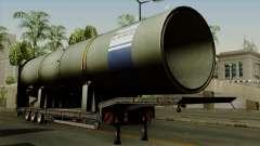Trailer Cargos ETS2 New v3 para GTA San Andreas