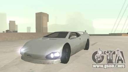 GTA 3 Infernus SA Style v2 para GTA San Andreas