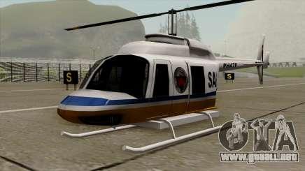 Rain Dance Maverick para GTA San Andreas