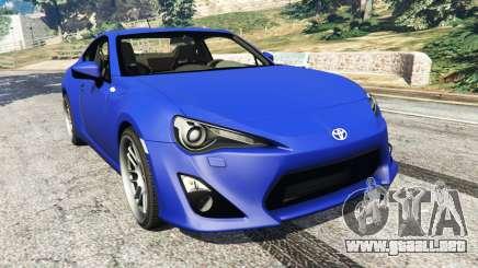 Toyota GT-86 [Beta] para GTA 5