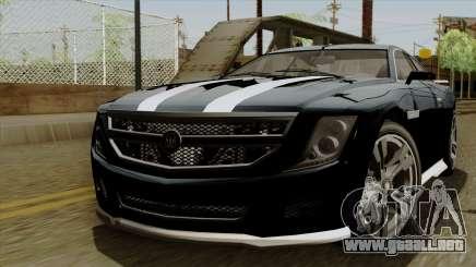 GTA 5 Albany Alpha v2 IVF para GTA San Andreas