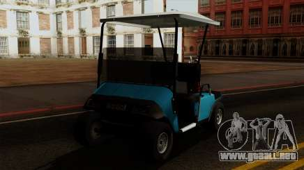 E-Z-GO Golf Cart v1.1 para GTA San Andreas