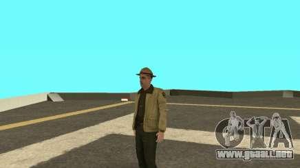La nueva piel de los policías a cabo LVPD para GTA San Andreas