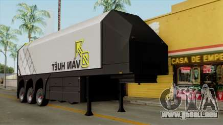 Trailer Glass v2 para GTA San Andreas