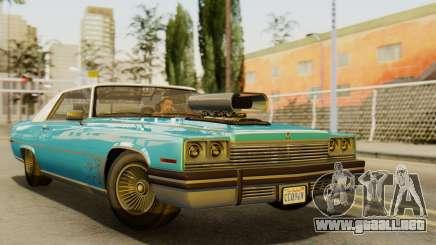 GTA 5 Albany Manana IVF para GTA San Andreas
