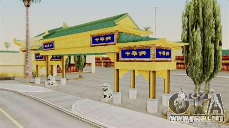 LV China Mall v2 para GTA San Andreas