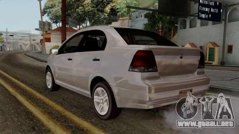 GTA 5 Declasse Asea para GTA San Andreas left