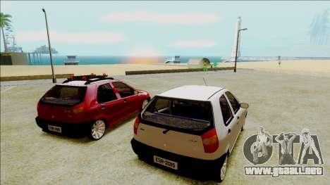 Fiat Palio EDX Turbo Rendimiento para GTA San Andreas left