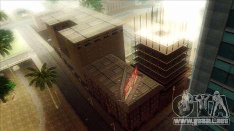 ENB Series Visión Clara v1.0 para GTA San Andreas tercera pantalla