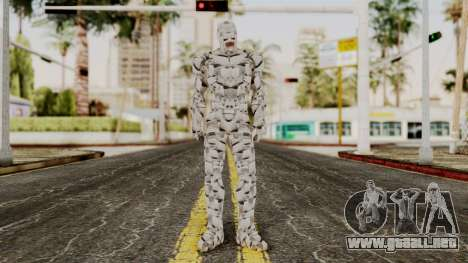 Kaal para GTA San Andreas segunda pantalla