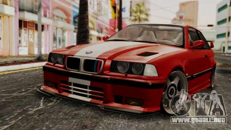 BMW M3 E36 Strike para GTA San Andreas
