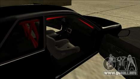 Nissan Skyline R32 Drift para las ruedas de GTA San Andreas