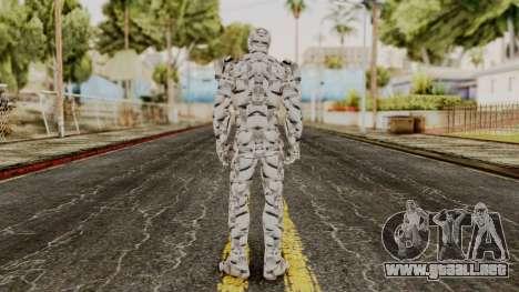 Kaal para GTA San Andreas tercera pantalla