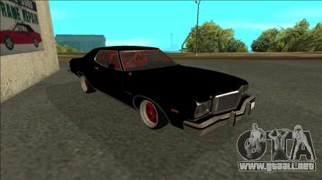 Ford Gran Torino Drift para GTA San Andreas left