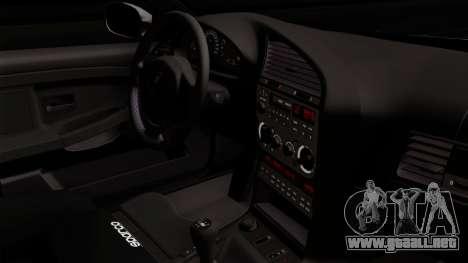 BMW M3 E36 Tic Tac para la visión correcta GTA San Andreas