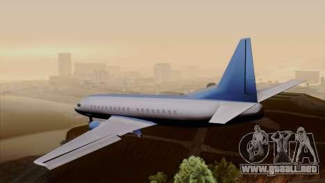 AT-400 Air India para GTA San Andreas left