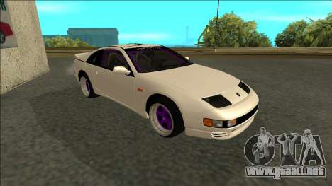 Nissan 300ZX Drift Monster Energy para GTA San Andreas left
