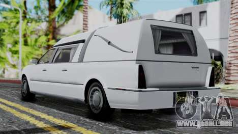 GTA 5 Albany Romero para GTA San Andreas left