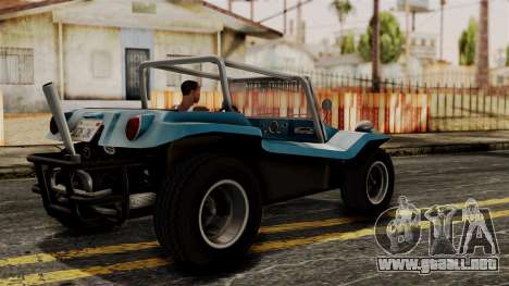 Meyers Manx 1964 para GTA San Andreas left