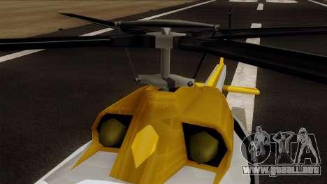 Armadillo from Vice City Stories para la visión correcta GTA San Andreas