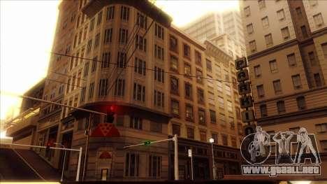 ENB Series Visión Clara v1.0 para GTA San Andreas séptima pantalla