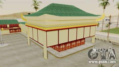 LV China Mall v2 para GTA San Andreas segunda pantalla