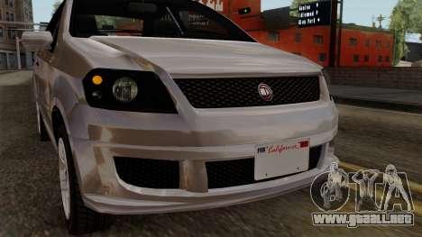 GTA 5 Declasse Asea para visión interna GTA San Andreas