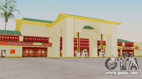 LV China Mall v2 para GTA San Andreas sucesivamente de pantalla