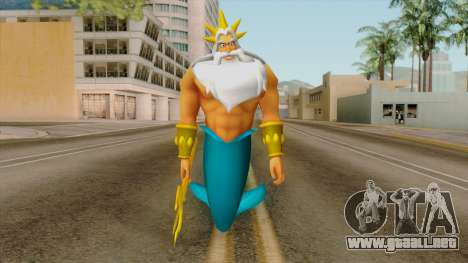 Triton (The Little Mermaid) para GTA San Andreas segunda pantalla