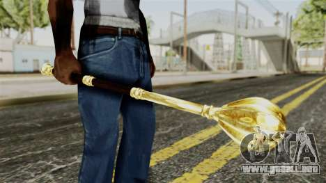 Bulaba para GTA San Andreas segunda pantalla