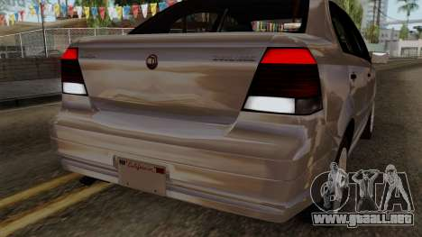 GTA 5 Declasse Asea para GTA San Andreas interior