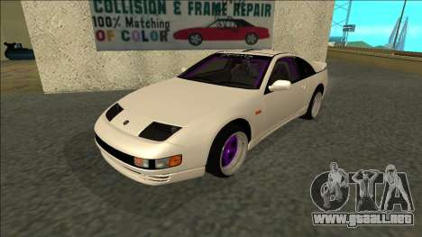 Nissan 300ZX Drift Monster Energy para GTA San Andreas