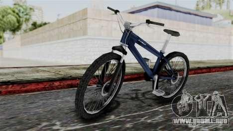 Mountain Bike from Bully para GTA San Andreas