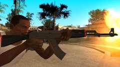 AK-47 de la Línea Roja de CS:GO