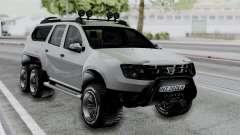Dacia Duster Terranger 6x6