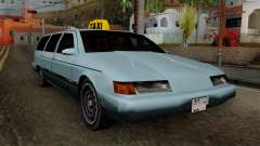 Taxi Solair para GTA San Andreas