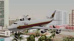 Boeing 747-200 Thai Airways para GTA San Andreas