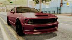 GTA 5 Vapid Dominator IVF para GTA San Andreas