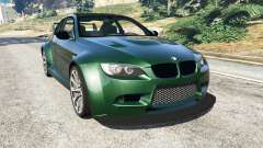 BMW M3 (E92) WideBody para GTA 5