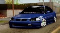 Honda Civic Sedan B. O. De La Construcción para GTA San Andreas