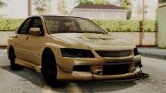Mitsubishi Lancer Evolution IX MR 2006 para GTA San Andreas