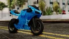 Bati VIP Star Motorcycle para GTA San Andreas