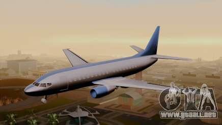 AT-400 Air India para GTA San Andreas