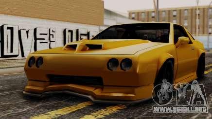 Buffalo (Minimal Tuned) para GTA San Andreas