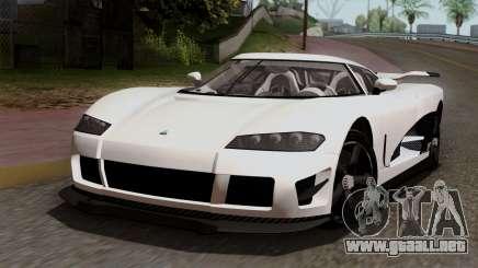 Overflod Entity AGR para GTA San Andreas