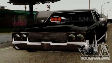Muscle-Sabre Beta v1 para GTA San Andreas